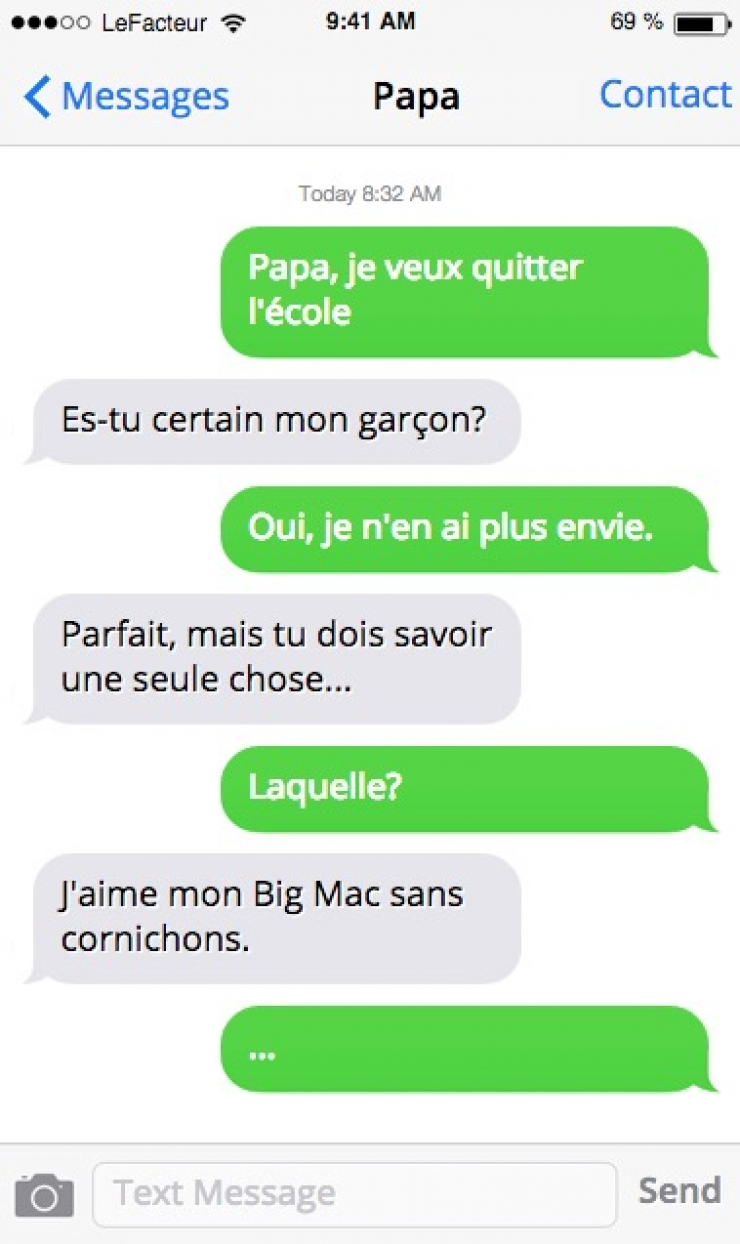 Message drague site de rencontre